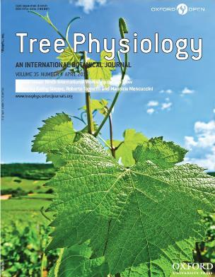 tree physiology 2015
